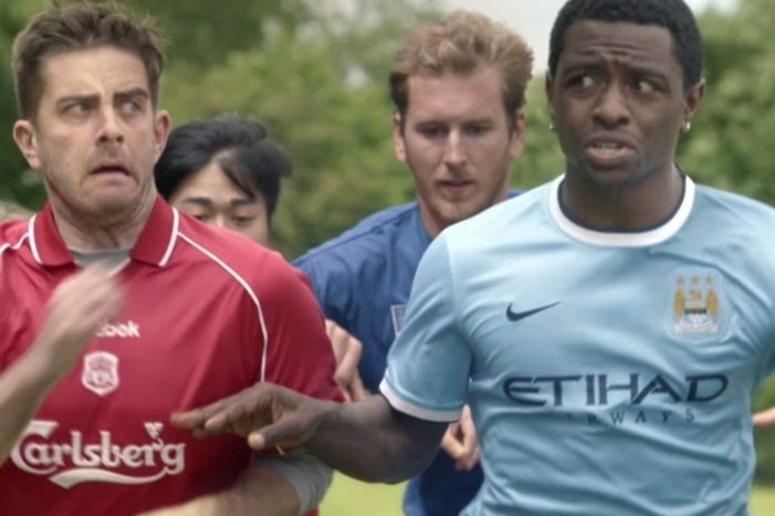 Carlsberg Mark 3rd Season as Official Beer of the BPL with 'Kickabouts' Push