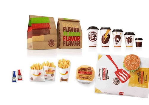 Burger King's Striking Rebranding Encourages Customers To Be Themselves