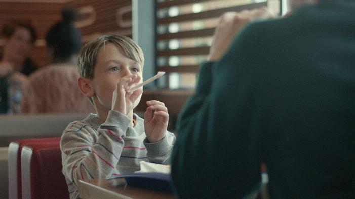 Leo Burnett Unveils Latest Ad For McDonald's 'Good Times' Campaign