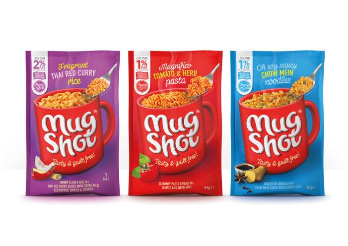 Storm Brand Design Help Symingtons Re-energise Their Mug Shot Range