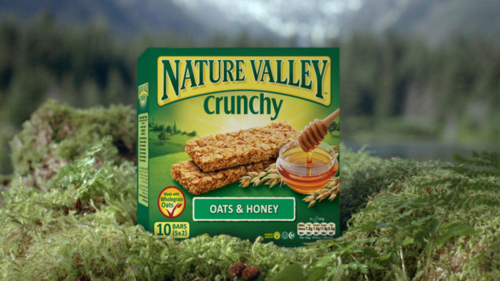Nature Valley Hits Screens With Its Tasty New TV Ad