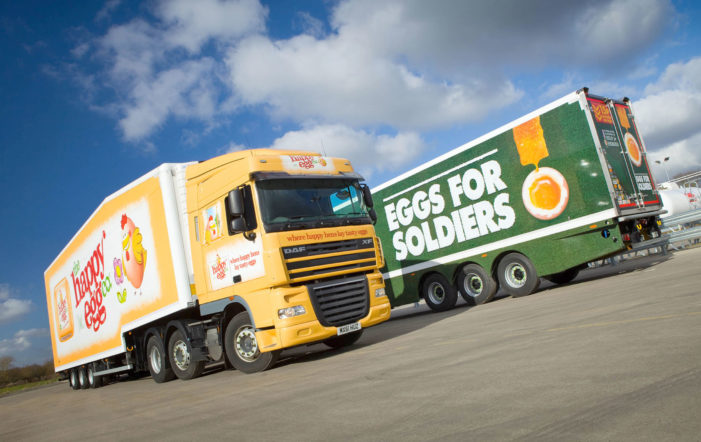 Paragon Helps Noble Foods Deliver 72 Million Eggs a Week