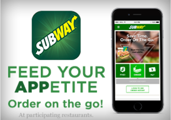 Subway Introduces New App & Remote Ordering Capabilities in the US