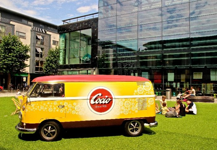 Space & Arla Offer Nothing But Great Taste In City Centre Tour For Cocio