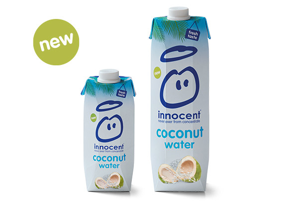 innocent Coconut Water Cracks In To Category