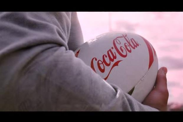 Coca-Cola Looks to Get Britain Active with Biggest Ever Rugby On-pack Promotion