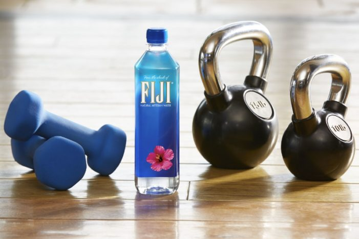 Fiji Water Introduces New Look for the Active, On-the-go Lifestyles