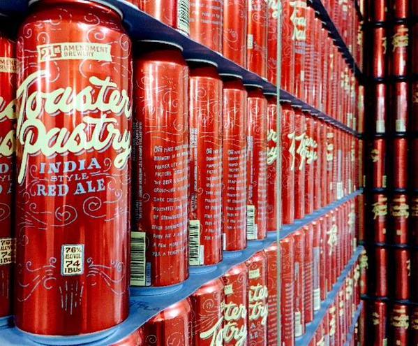 Pop-Tart Beer is the Latest in the Breakfast Food Brew Craze