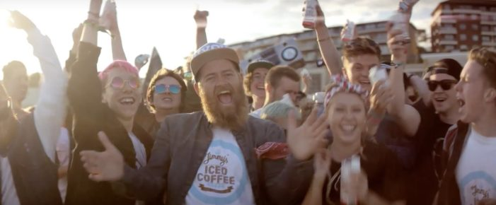 Iced coffee Brand Turns To Hip Hop & Beards To Spark Summer Sales