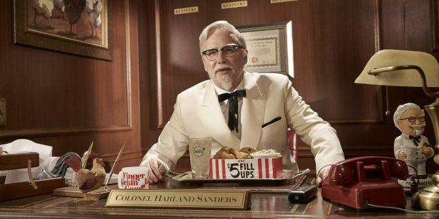KFC Enlists Comedian Norm Macdonald As Colonel Sanders