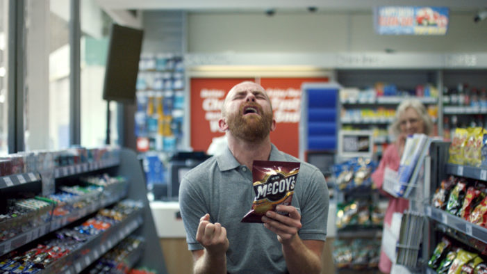 McCoy's Asks Men To Embrace Their Guilty Pleasures And 'Go Bold'