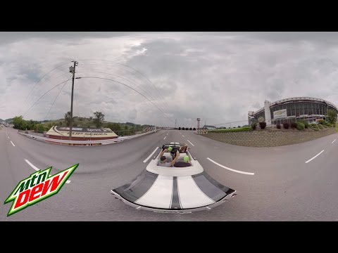 Mountain Dew's Latest VR Stunt Features Dale Earnhardt Jr.