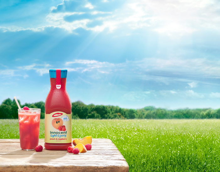 innocent Introduce New Light & Juicy Blends in the UK