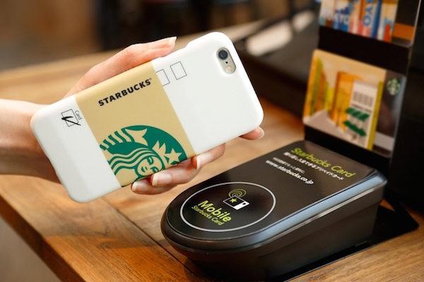 Starbucks' New Smartphone Cases Let You Pay For Your Drinks With A Tap