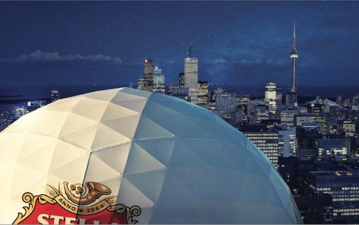 Stella Artois Takes Torontonians On A Journey Of The Senses