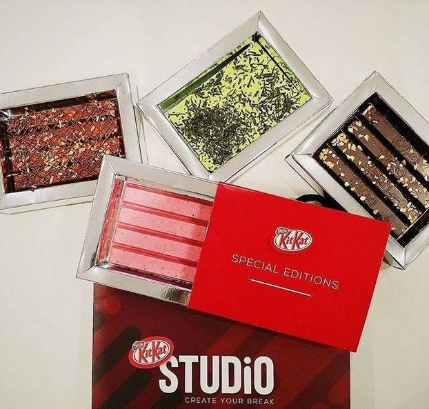 Kit Kat Invites Confectionery Fans To 'Create Your Break' For 80th Anniversary