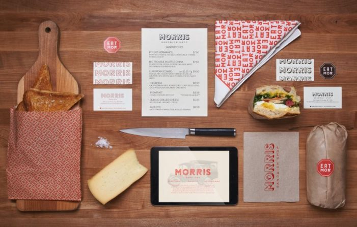 New York's The Morris Truck Rebrands To Create Platform For Growth