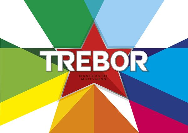Trebor Undergoes Colourful Packaging Refresh To Achieve Standout On Shelf