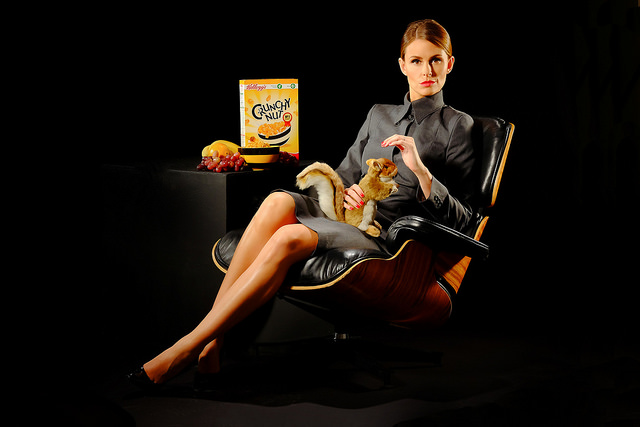 Kellogg's Team with Ellie Taylor to Find Britain's Nuttiest Crunchy Nut Fan