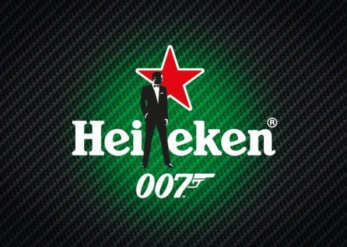 Heineken Reveals Spectre Ad, Plus World's First Ever Selfie From Space