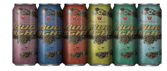 Bud Light Mark New TomorrowWorld Tie-up with Limited Edition Festival Cans