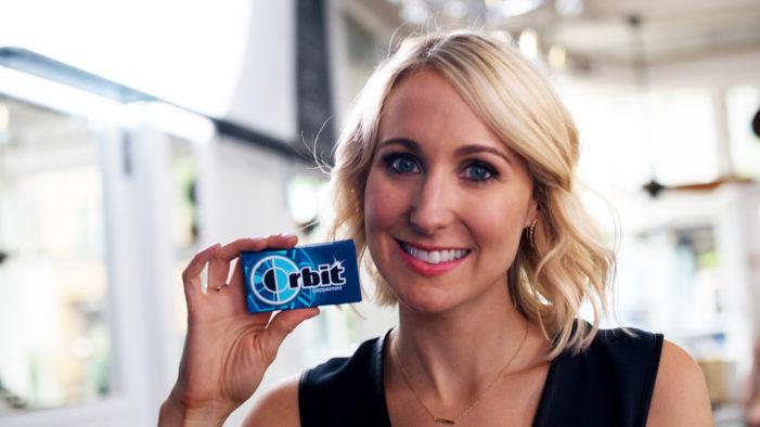 Nikki Glaser Celebrates National Coffee Day with Orbit Gum