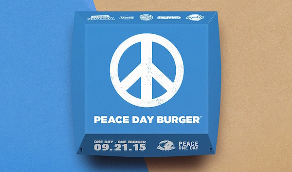 Burger King Proposes Yet Another Sandwich For Peace One Day