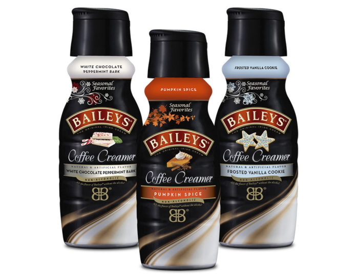 BAILEYS Coffee Creamers Announces 2015 Holiday Flavour Lineup