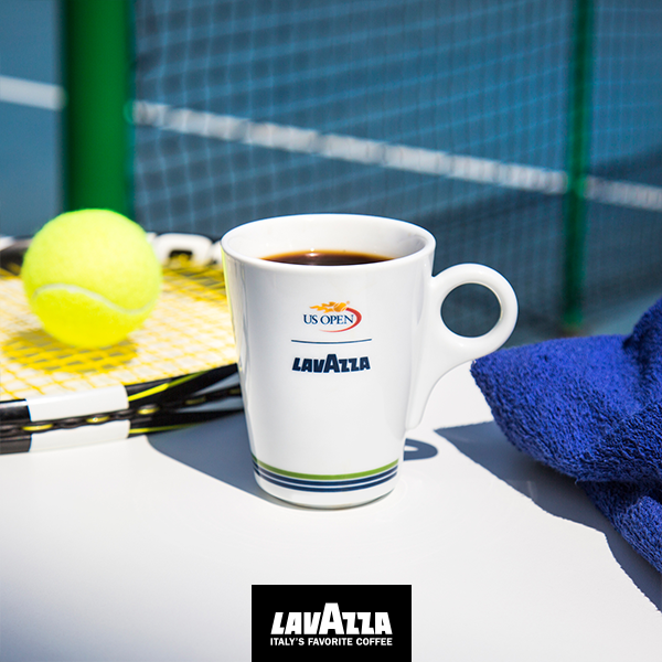 Lavazza Sign on as the Official Coffee of the US Open