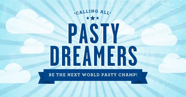 The UK Search For The Next Big Pasty Recipe Has Begun!
