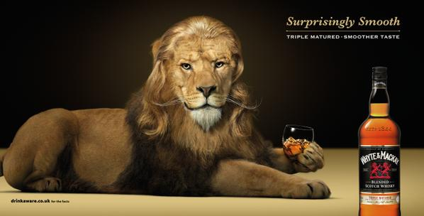 Whyte & Mackay 'Surprisingly Smooth' Ad Challenges Perceptions of Blended Whisky