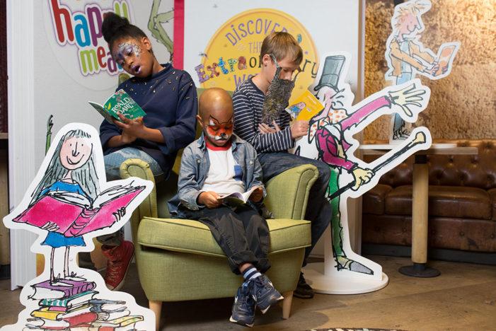 McDonald's Invites Families to Discover the Extraordinary World of Roald Dahl