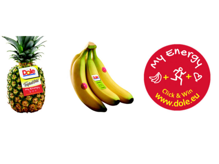 """Dole Launches Round Two of the """"My Energy"""" Consumer Campaign"""