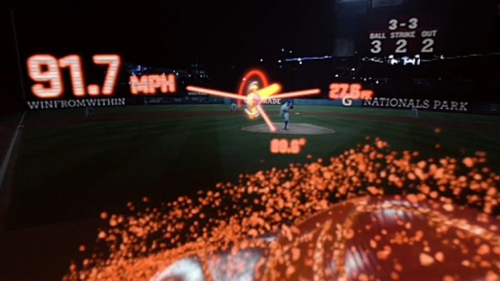 Gatorade Lets Viewers Step Up to Bat with VR Campaign