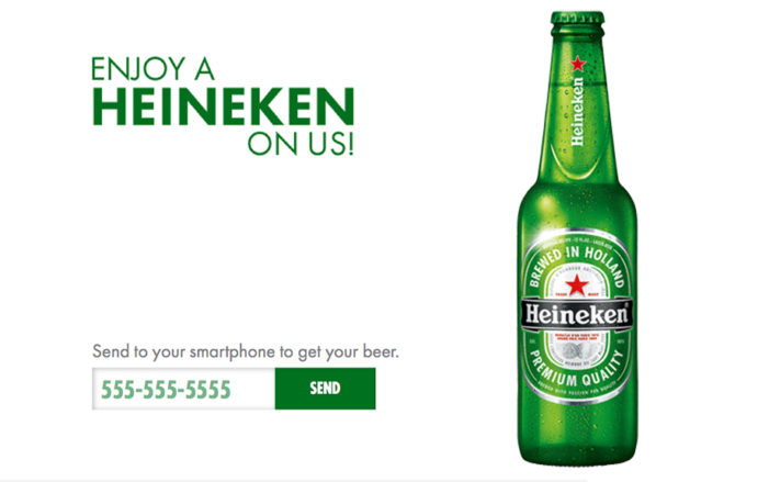 Heineken & Gratafy Team to Reward Beer Samples Through Social Media