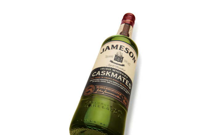 Jameson & Irish Craft Beer Join Forces to Introduce Jameson Caskmates