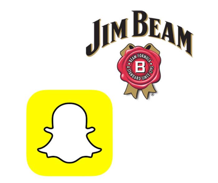 Jim Beam Announce Partnership With Snapchat