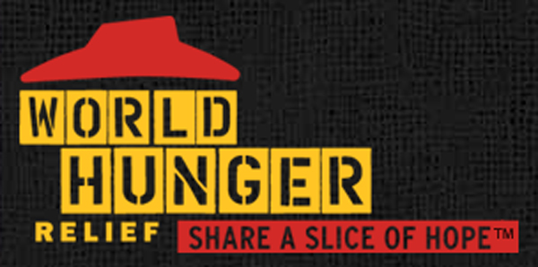 Pizza Hut Delivers Hope with Ninth Annual World Hunger Relief Campaign