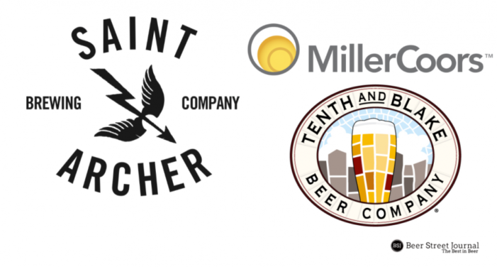 MillerCoors Adds Saint Archer Brewing Company to their Portfolio