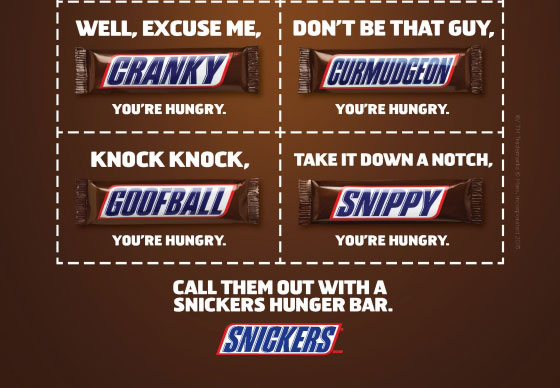 BBDO New York Wants You to Dial-A-Snickers to Cheer Up a Friend