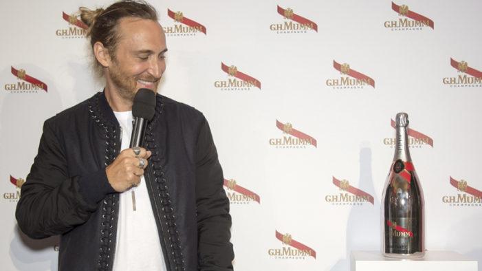 Maison Mumm Invites David Guetta for a Unique New Collaboration