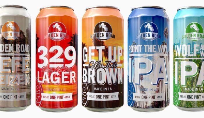 Anheuser-Busch Enhances Craft Portfolio with Golden Road Brewing Deal