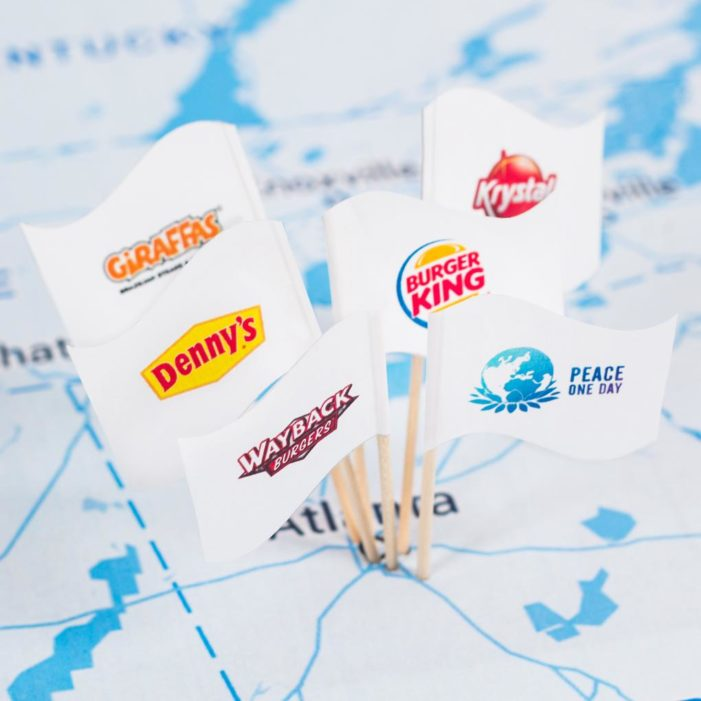 Burger King Recruits Four Burger Brands For Peace Day Mash-up