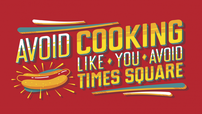 BBH's Seamless Ads Uses Witty 1-Liners to Tap Into How New Yorkers Eat