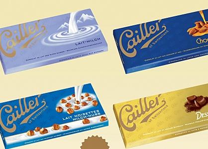 Nestlé Enters Super-Premium Chocolate Category with Swiss Brand Cailler