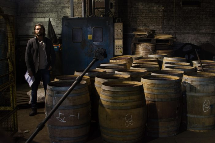 Scotch Making Comes to Life Through Dewar's Foray into Virtual Reality