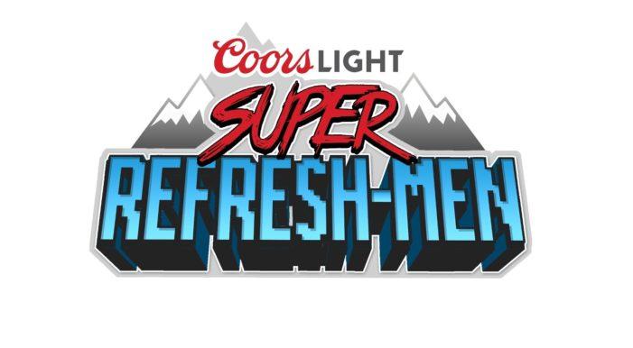 Coors Light Releases Mobile Version of 'Super Refresh-Men' Game
