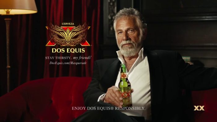 The Most Interesting Man in the World Shares His Thoughts on Halloween