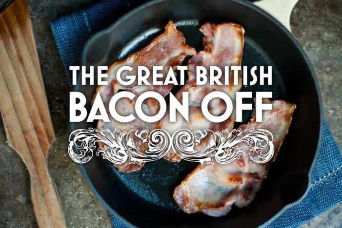Danepak Creates Bake Off Spoof – 'Great British Bacon Off'
