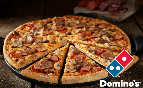 Domino's Pizza Opens Its First Store In Italy